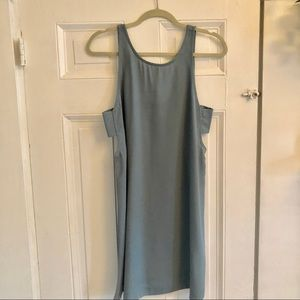 NWT A&F Swing Dress with Cutout Details